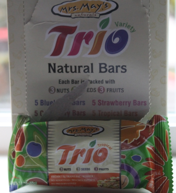 Trio bars