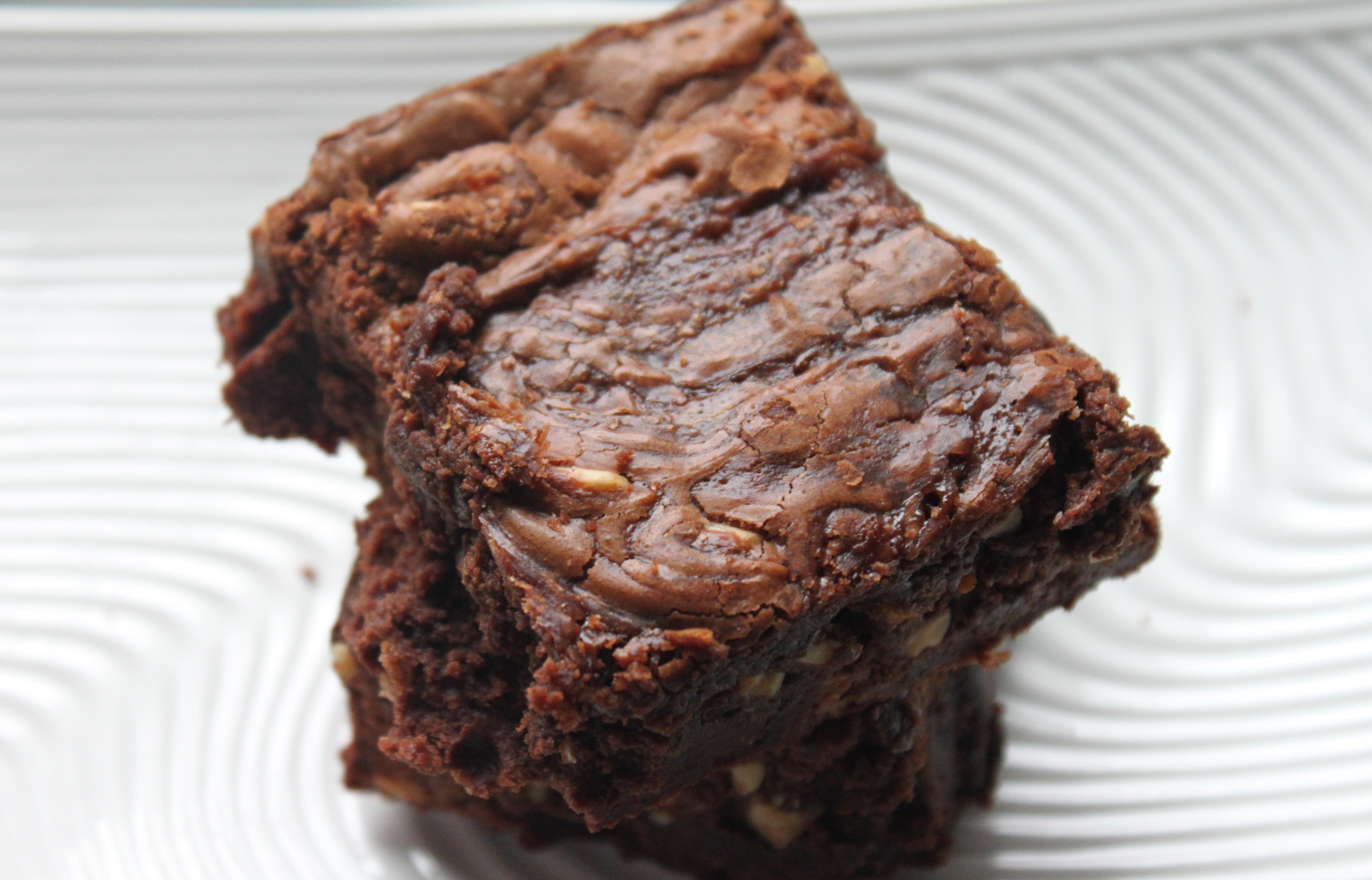 Fran's Gold Bar Brownies | Eat,live,burp