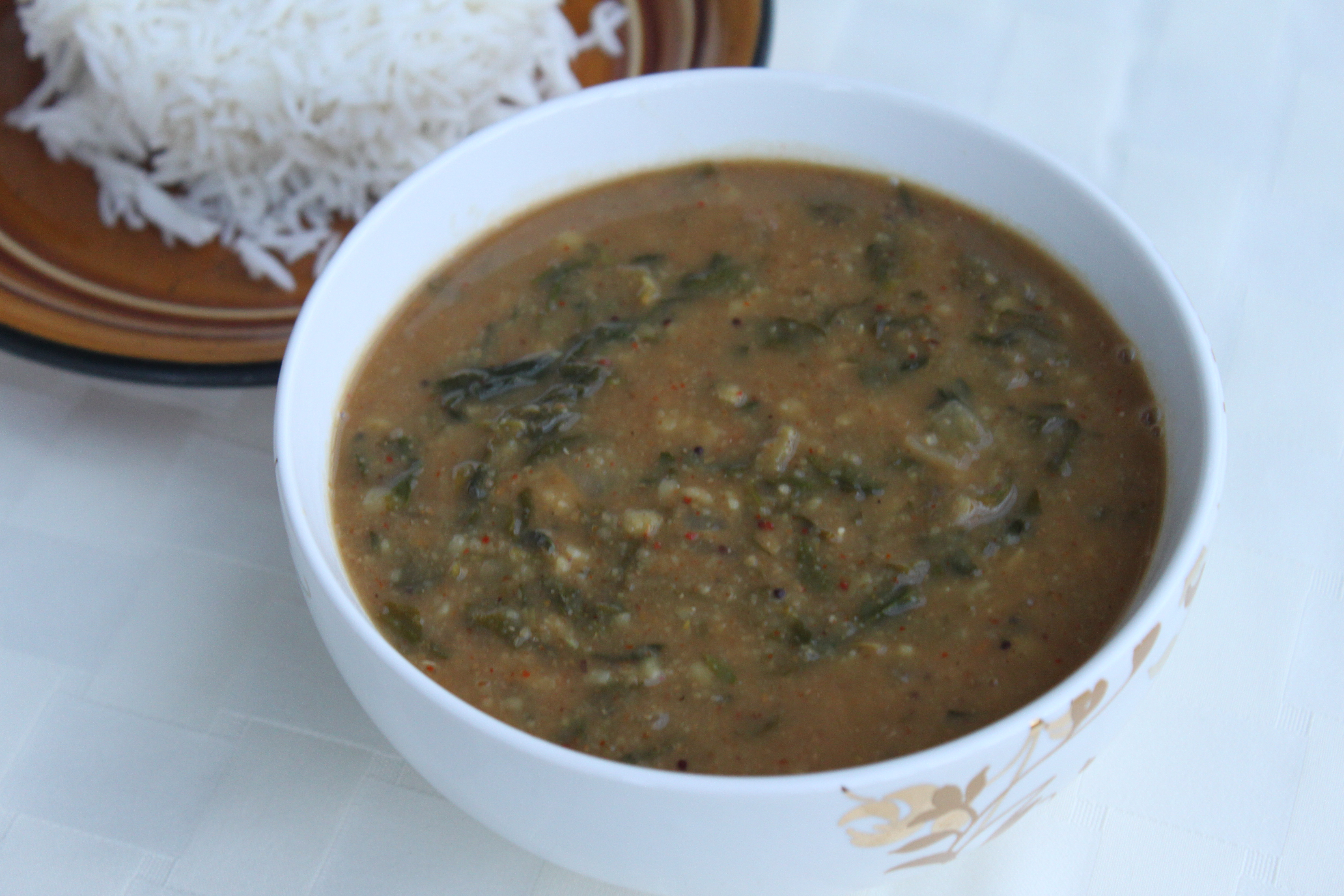 Methi Dal (Lentil Soup With Fenugreek) Recipes — Dishmaps