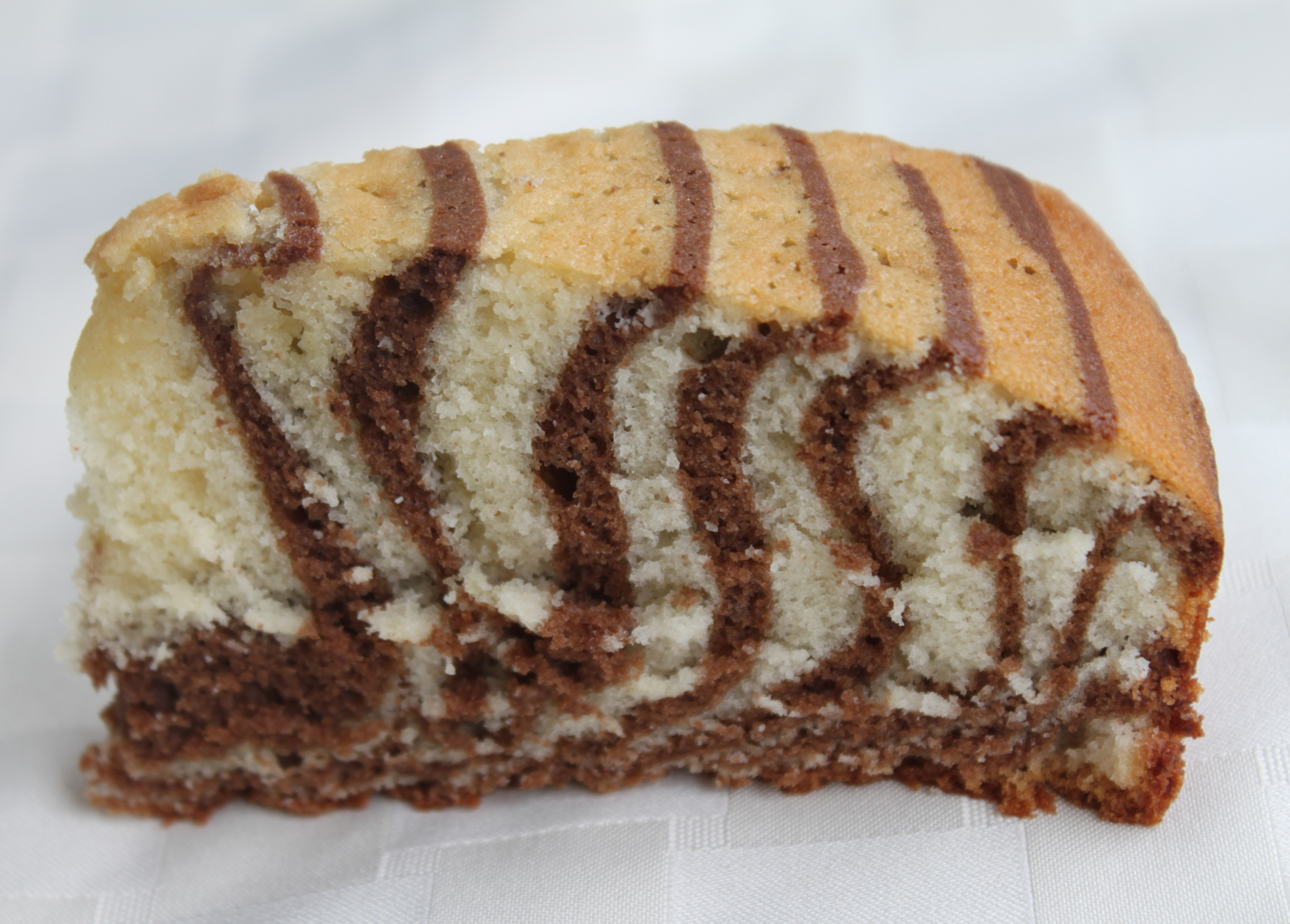 Zebra Cake Step By Step Pictures Eat Live Burp