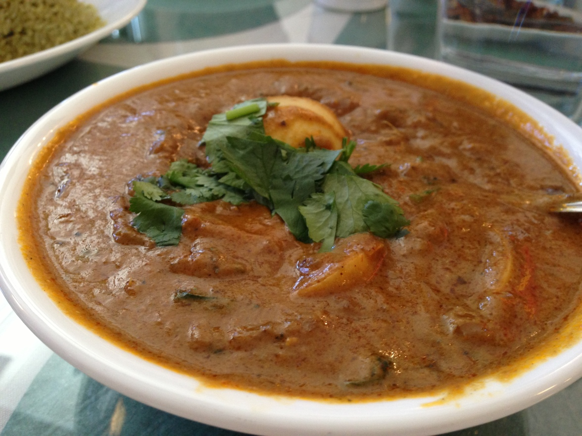 aahar egg curry