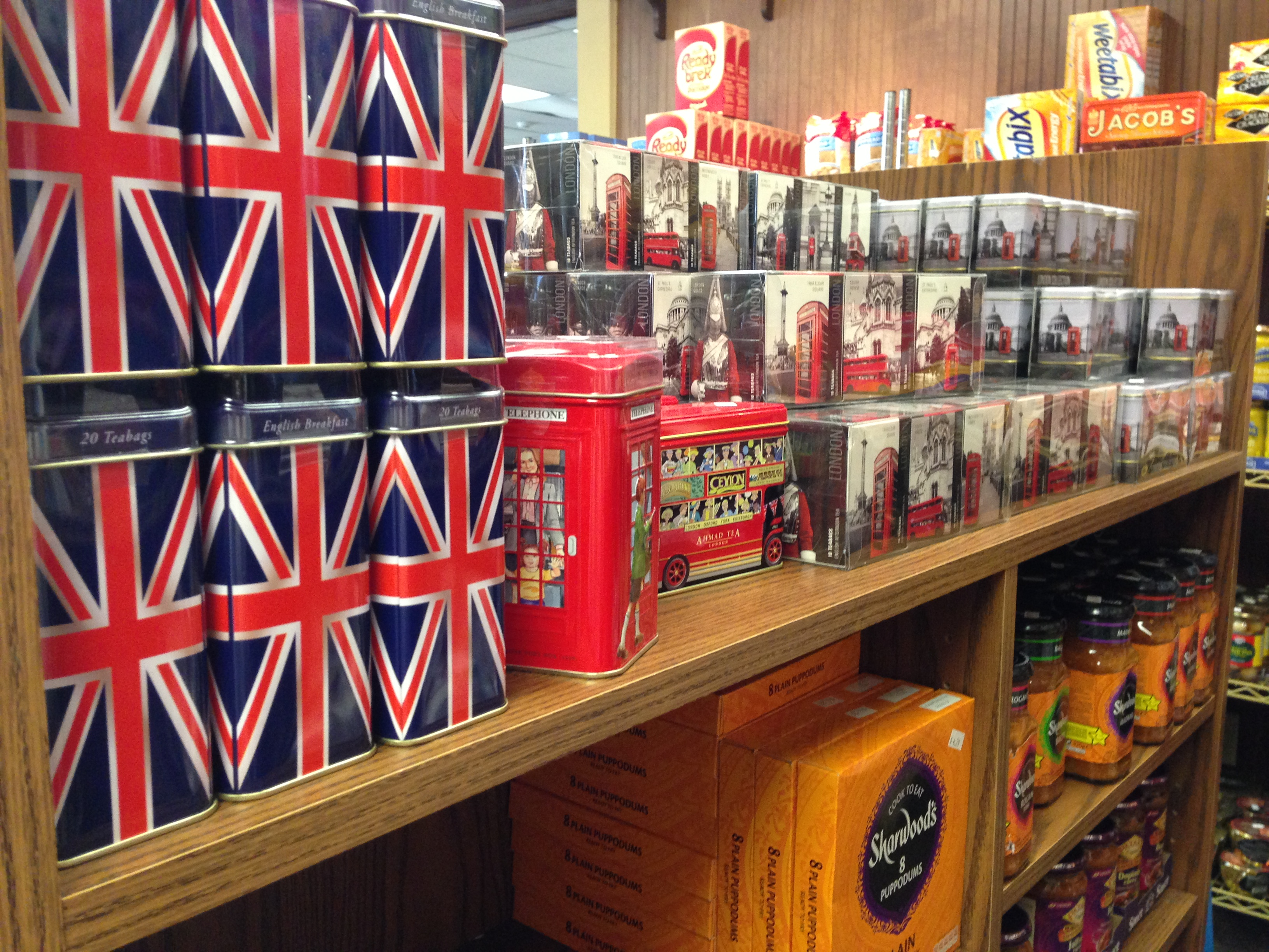 English Tea Rooms Seattle