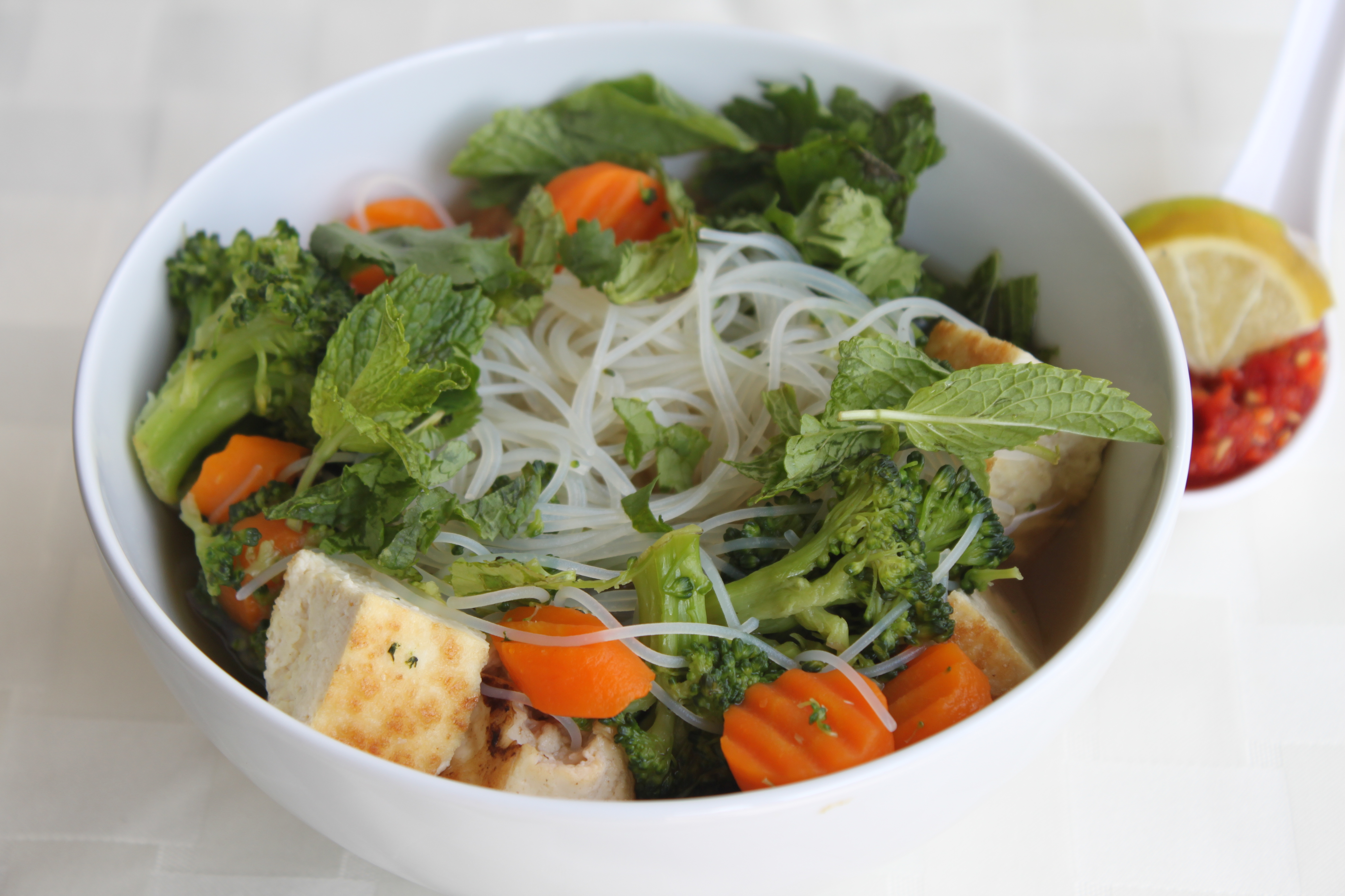 how to make pho broth clear