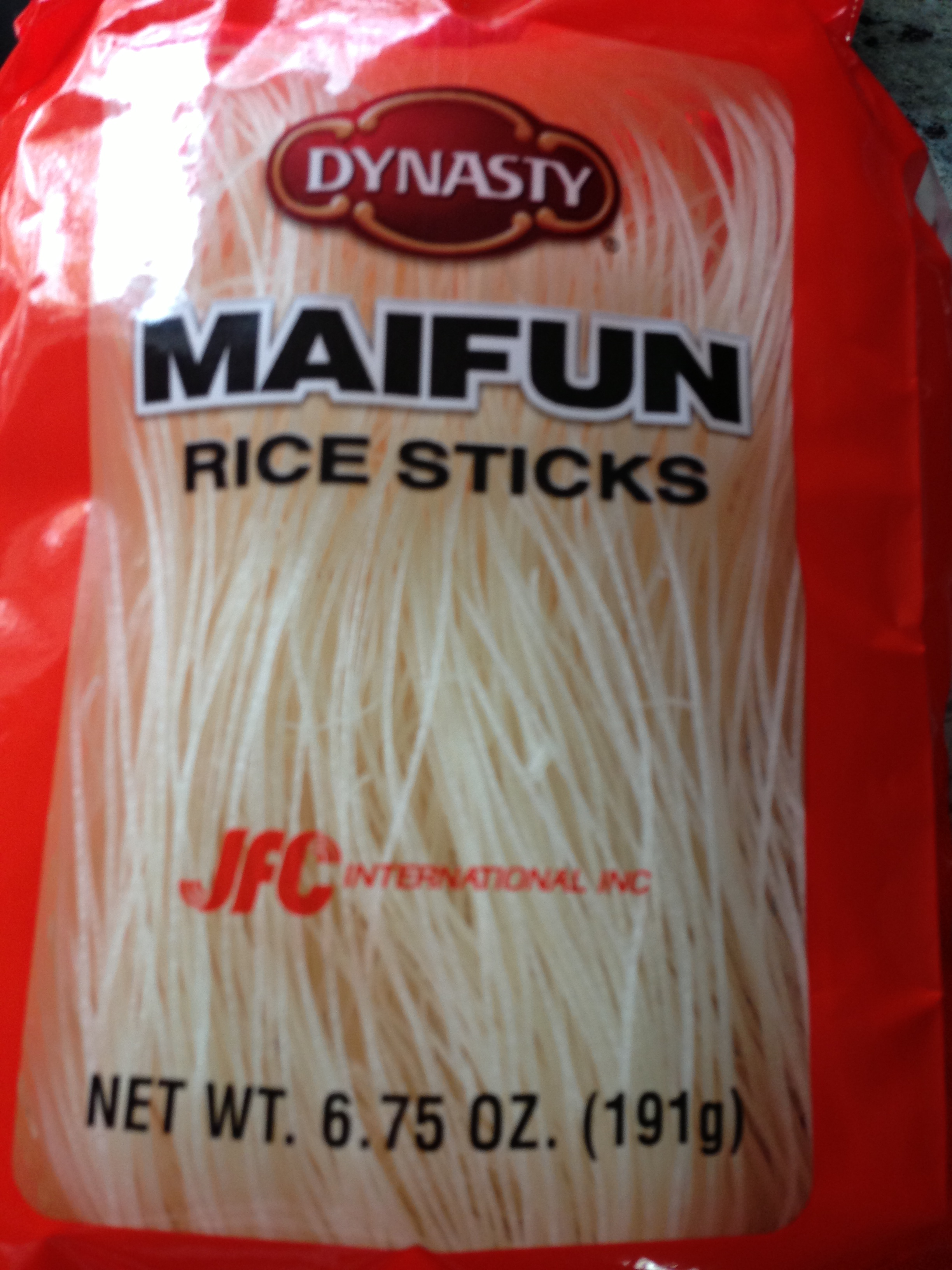 Rice Sticks