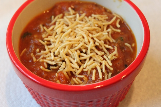 sev tomato curry