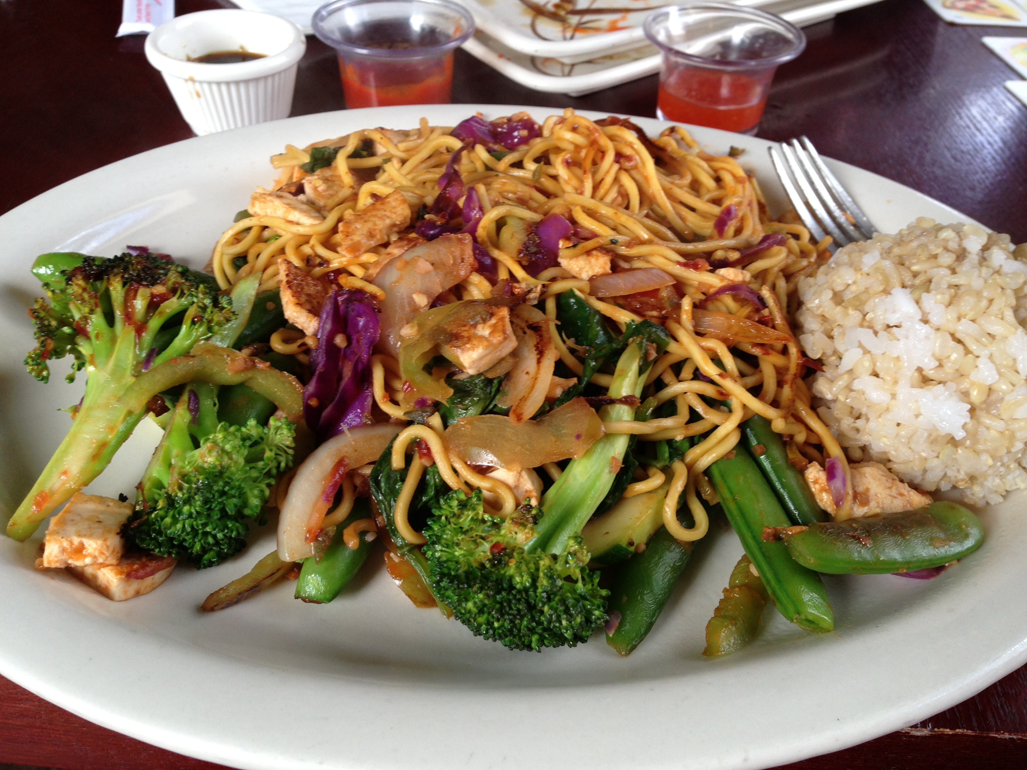 Restaurant review bayan mongolian bbq snoqualmie eat for Cuisine restaurant