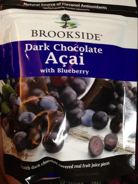 Brookside Dark Chocolate Acai Gluten Free