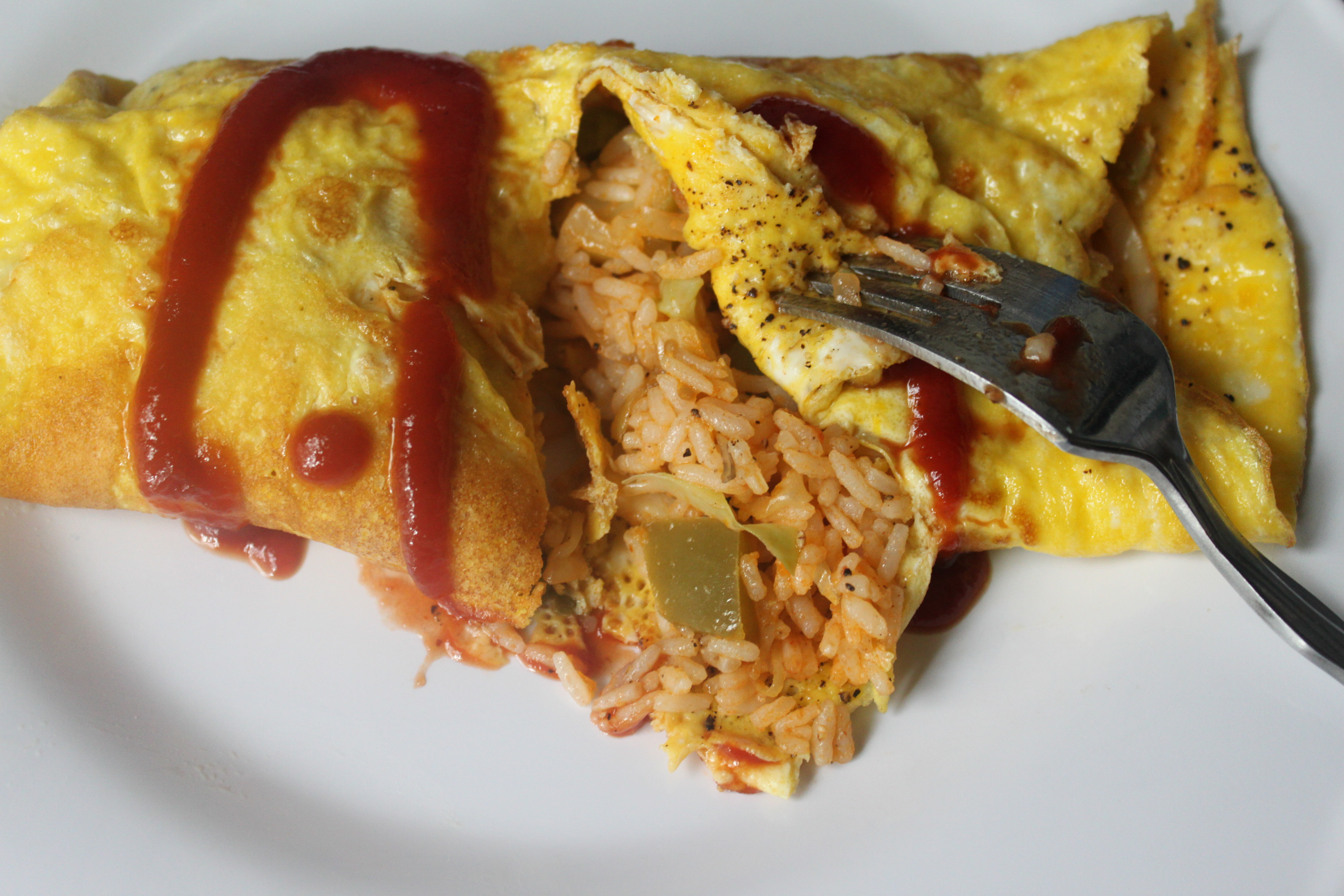 Omurice | Eat,live,burp