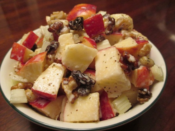 waldorf salad two