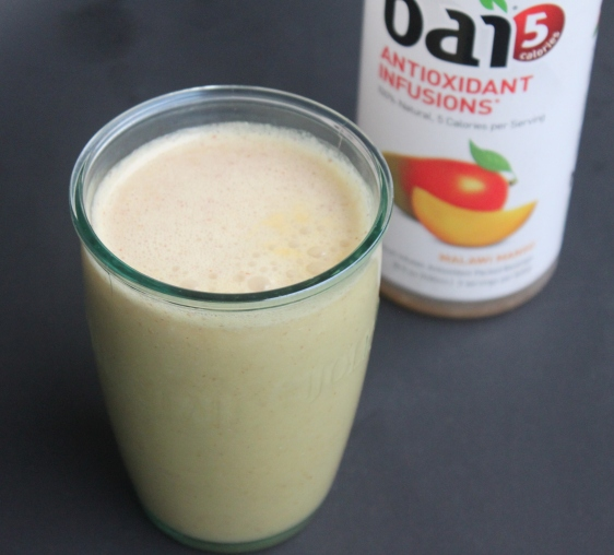 bai5 mango apple smoothie
